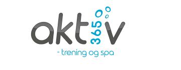 Logo Aktiv365, treningssenter
